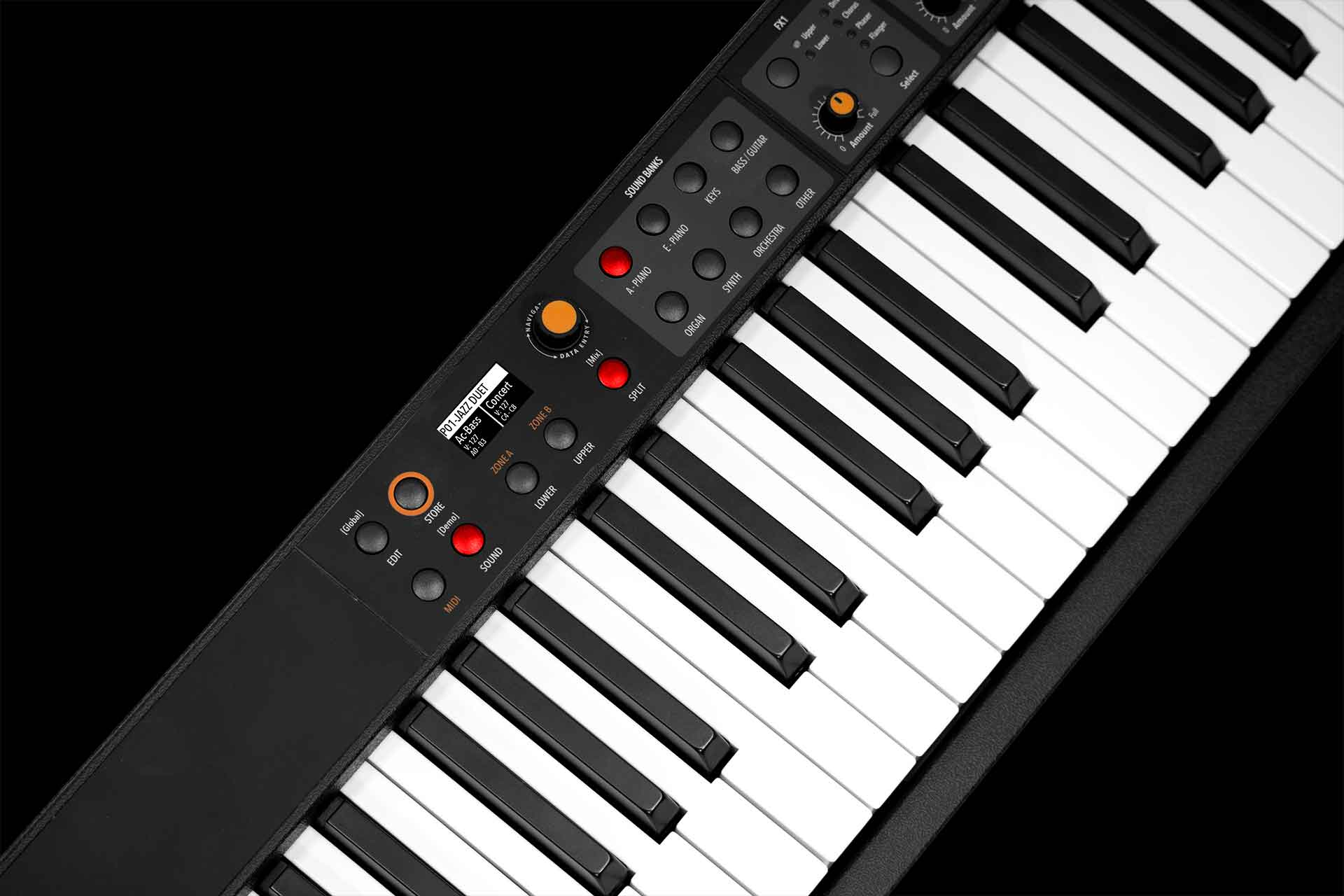 Piano numérique Numa Compact Studiologic, clavier portable 88 touches