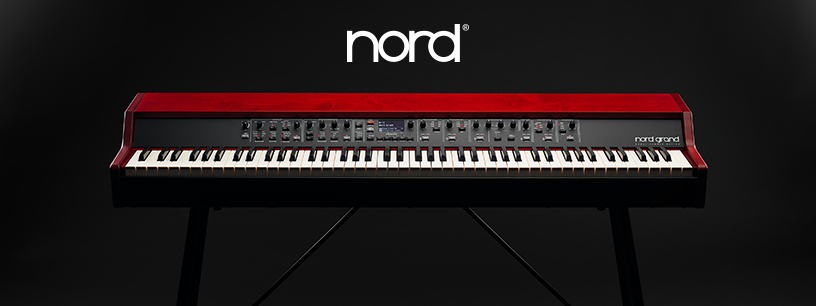 Nord Grand, le piano de scène 88 touches