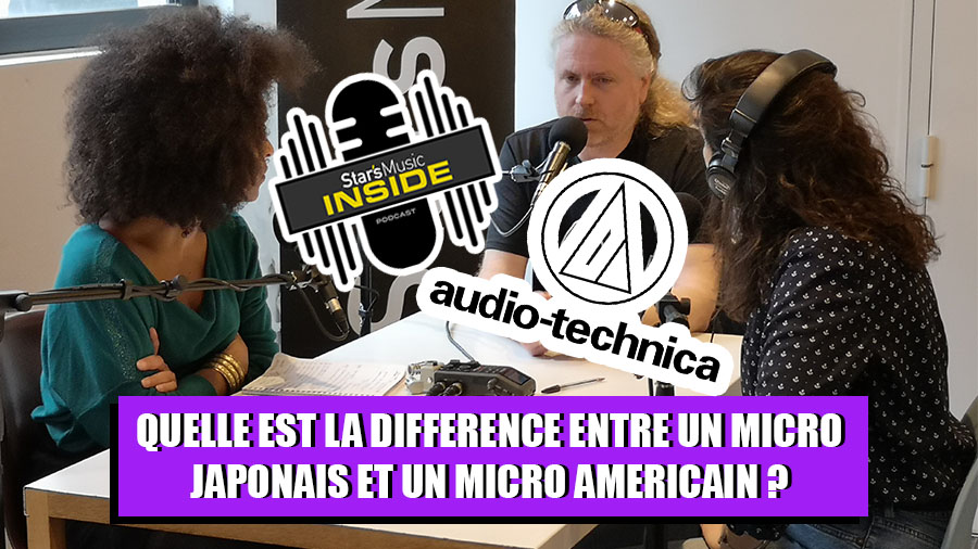 On fait le (33) tour d'Audio-Technica dans Star's Music Inside #4