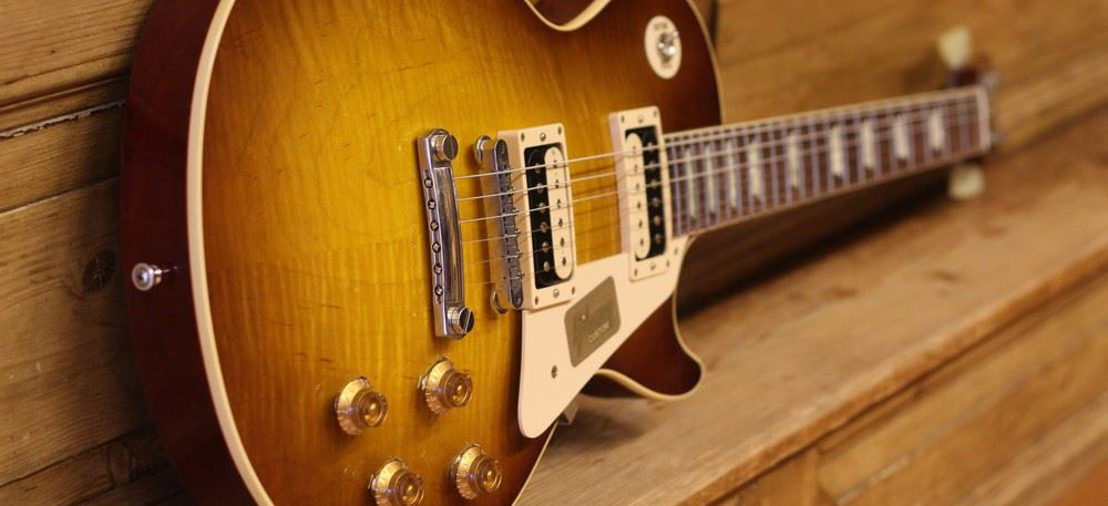 Gibson Les Paul, Guitare électrique Gibson Les Paul, Termes guitare Les Paul