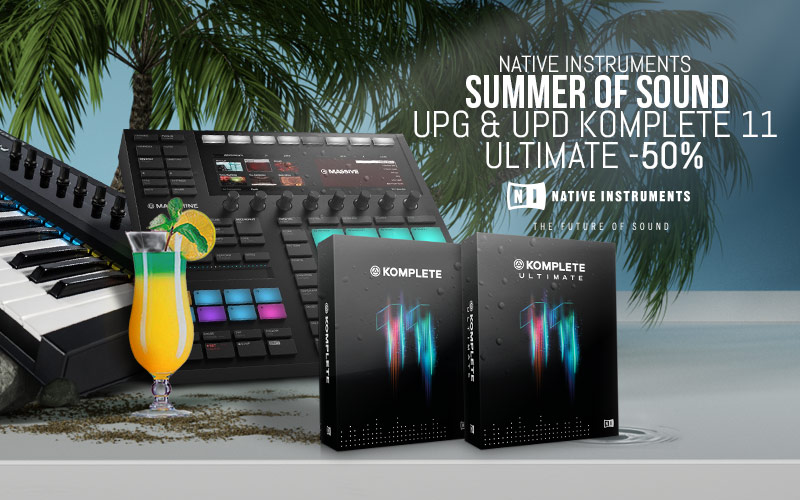 Native Instruments Summer of Sounds
