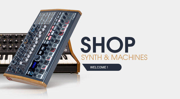 Synth et Machine