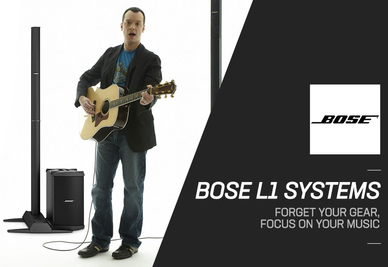 BOSE L1 Systems