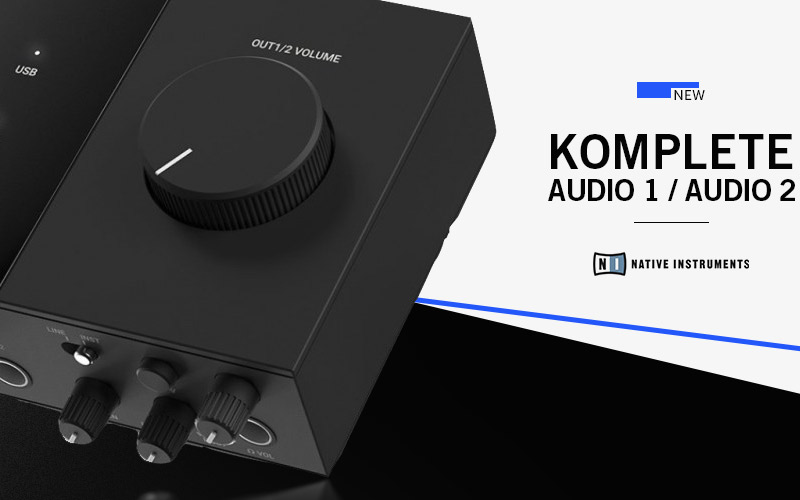 201904 NI Komplete Audio 1 & 2