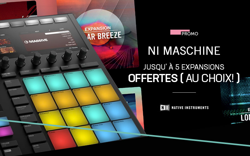 201904 NI Maschine Expansion