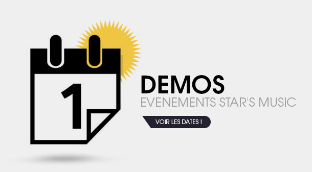 DEMO - events magasins