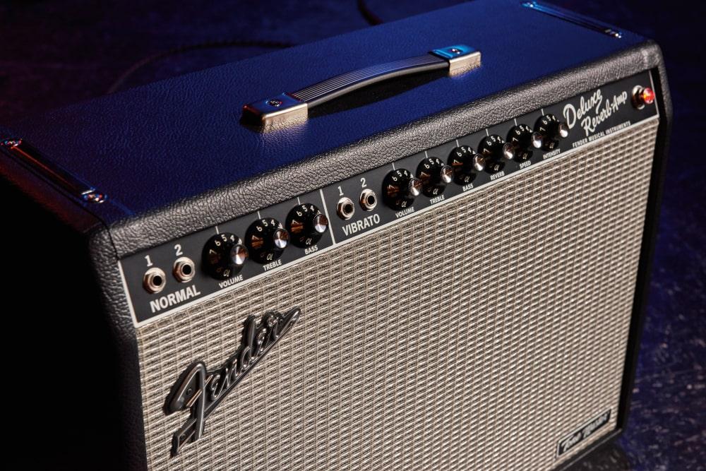 Ampli pour guitare électrique Fender Tonemaster, Tonemaster Deluxe Reverb, Ampli pour guitare