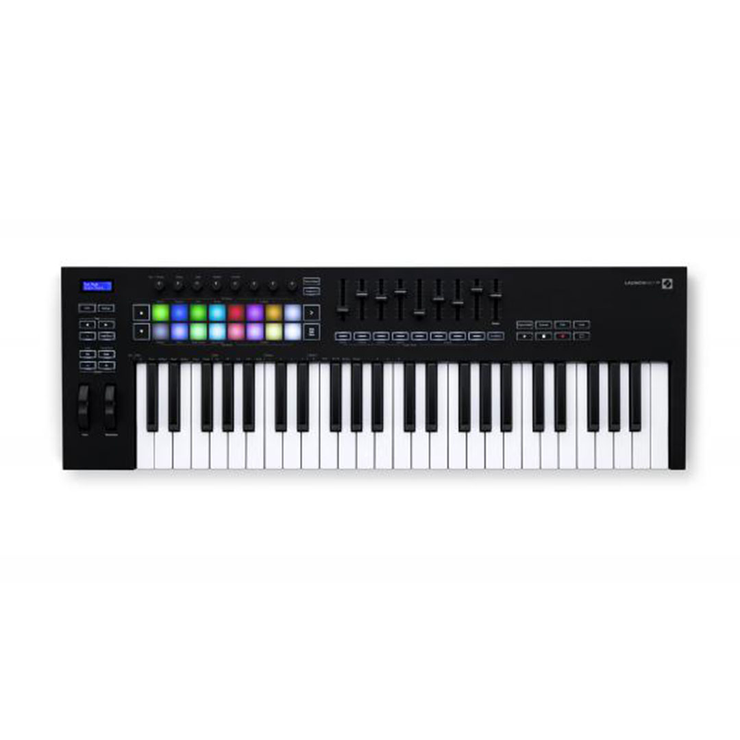 launchkey, novation, clavier electronique, keyboard, launchkey 49 MK3