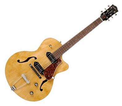 guitare electrique quart de caisse
