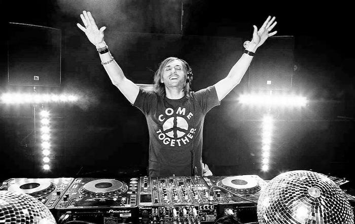 Pioneer DJ, Djeeing, David guetta, platine DJ