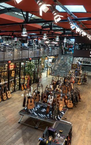 Star's Music Lyon