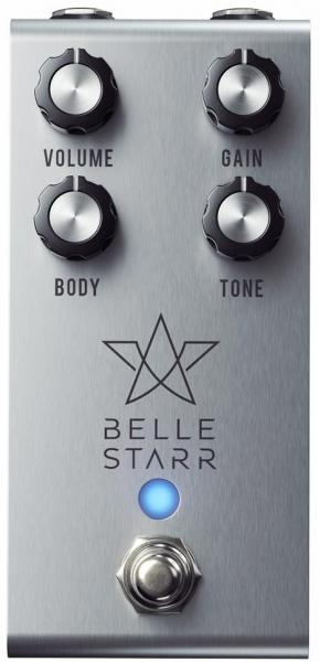 Pédale overdrive / distortion / fuzz Jackson audio Belle Starr