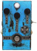 Pédale overdrive / distortion / fuzz Beetronics Octahive Fuzz + Octave-Up