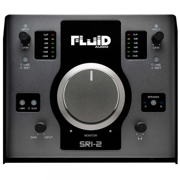 Interface audio usb Fluid audio SRI-2