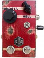 Pédale overdrive / distortion / fuzz Beetronics Whoctahell Fuzz + Octave-Down