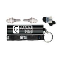 Protection auditive Acoufun ER20 Edition Black Metal
