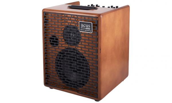 Combo ampli acoustique Acus One Forstrings 6 - Wood