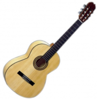 Guitare classique format 7/8 Admira                         Flamenco K34 - Natural