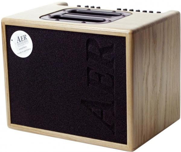 Combo ampli acoustique Aer Compact 60/3 Oak Clear