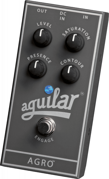 Pédale overdrive / distortion / fuzz Aguilar Agro