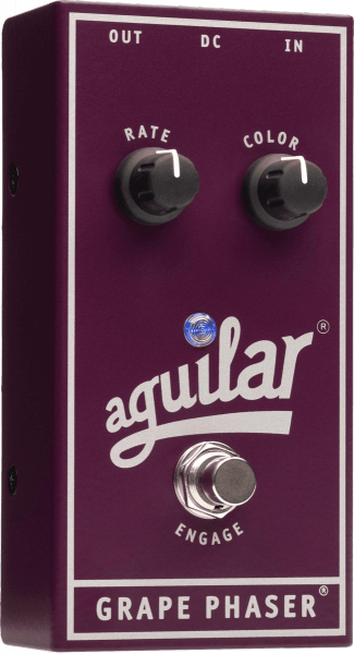 Pedale chorus / flanger / phaser / modul. / trem. Aguilar Grape Phaser