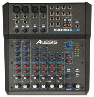 Table de mixage analogique Alesis Multimix 8 USB FX