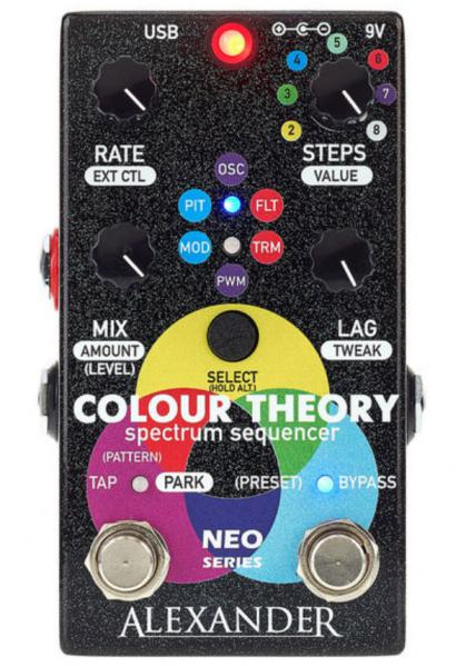 image Colour Theory Step Sequencer