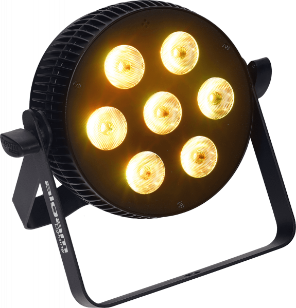 Par Algam lighting Slimpar-710-Quad