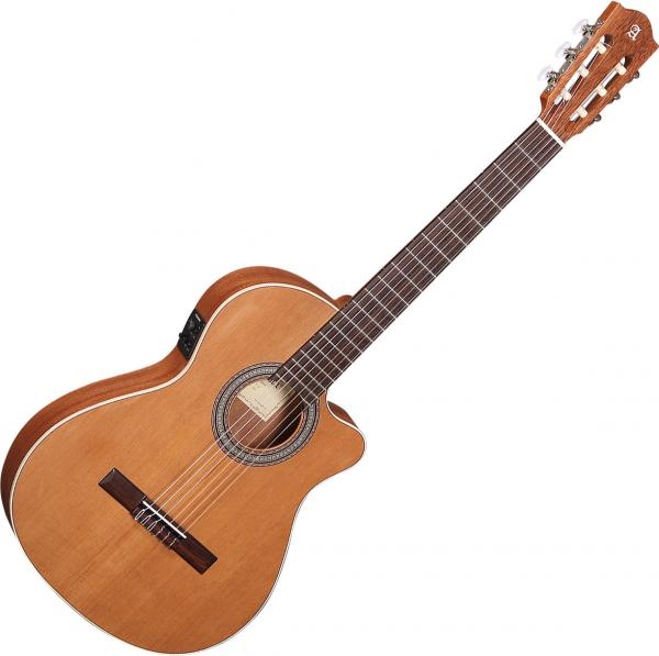 Guitare classique format 4/4 Alhambra Z-Nature CT EZ - natural