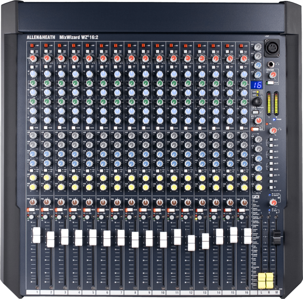 Table de mixage analogique Allen & heath WZ4-16.2