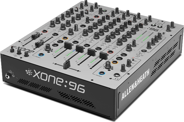 Table de mixage dj Allen & heath Xone 96