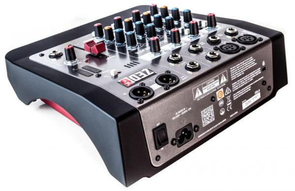 Table de mixage analogique Allen & heath ZED-6