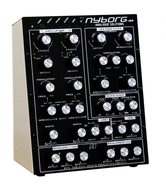 Expandeur Analogue solutions Nyborg-24