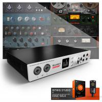 Interface audio Antelope audio Discrete 4 Synergy Core