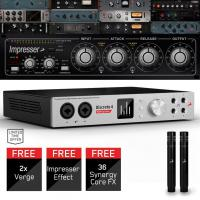 Interface audio Antelope audio Discrete 4 Synergy Core + 2x FREE Mic Verge