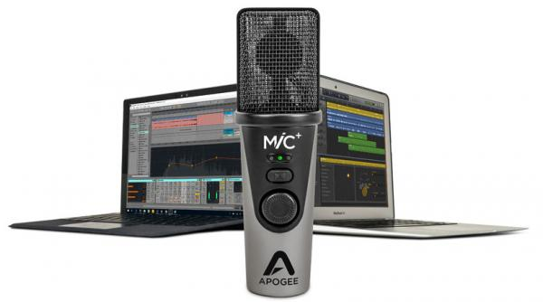 Microphone usb podcast radio Apogee MiC+