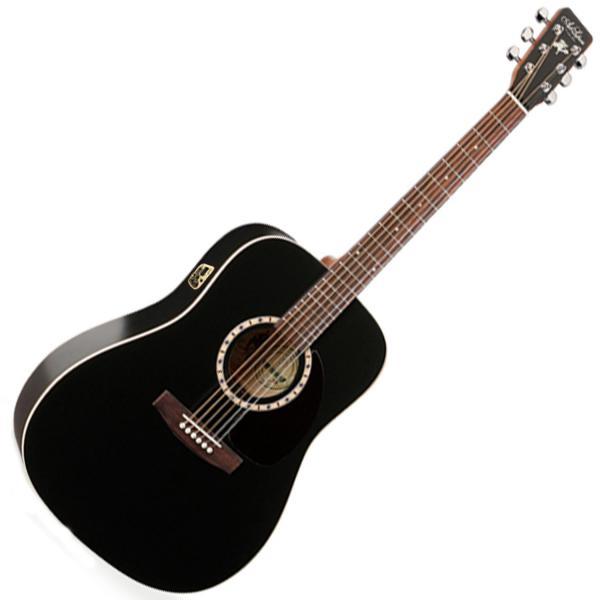 Art Et Lutherie Americana Dreadnought Qit: Guitare Folk Art Et Lutherie Dreadnough Cedar Q1