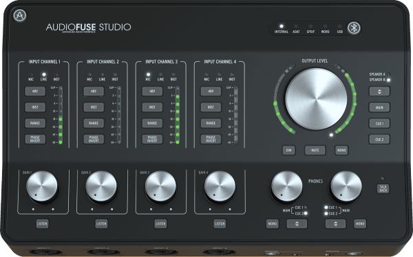 Interface audio usb Arturia Audiofuse Studio