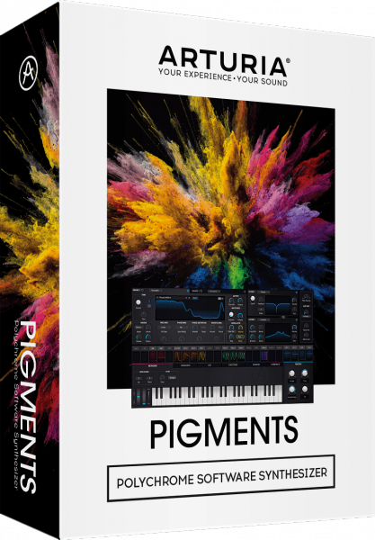 Instrument virtuel Arturia Pigments