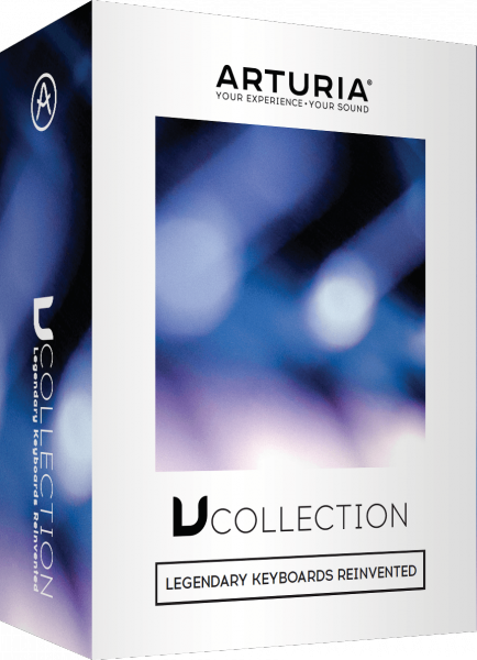 Instrument virtuel Arturia V Collection 5