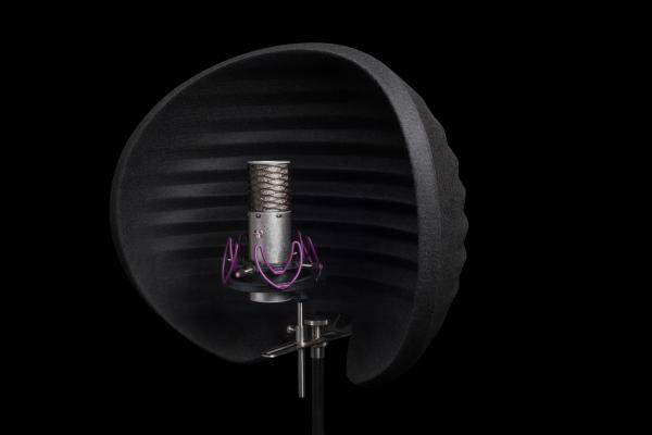 Filtre antipop et antibruit micro Aston microphones Halo Shadow
