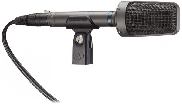 Microphone usb podcast radio Audio technica AT8022