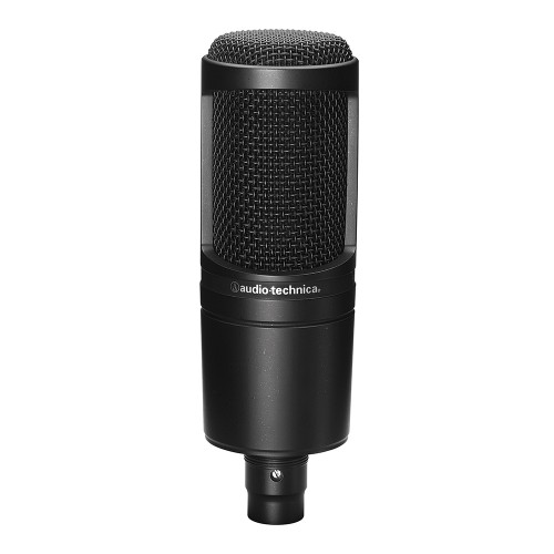 Micro statique large membrane Audio technica AT2020