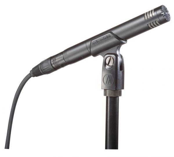 Micro statique petite membrane Audio technica AT2031