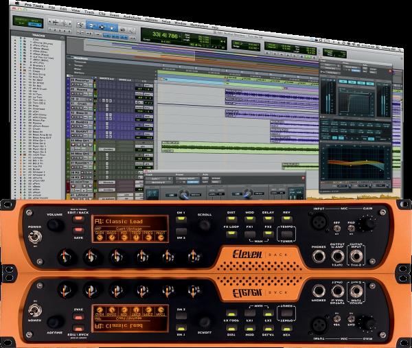 interface audio avid eleven rack 11rackptloc star 39 s music. Black Bedroom Furniture Sets. Home Design Ideas