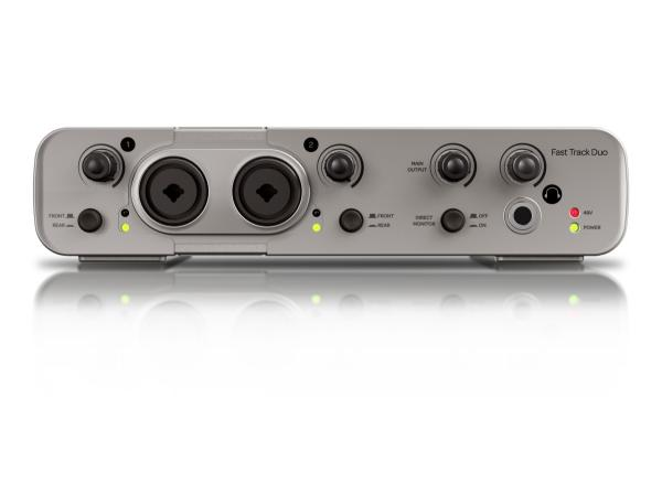 interface audio avid fast track duo star 39 s music. Black Bedroom Furniture Sets. Home Design Ideas