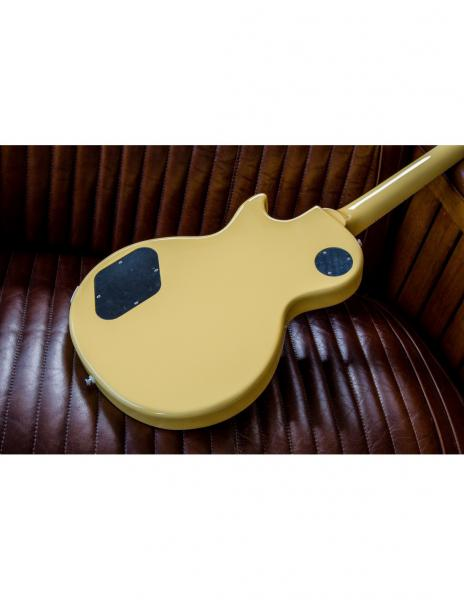 Guitare électrique solid body Bacchus Handcrafted BLS JR  (Japan) - yellow