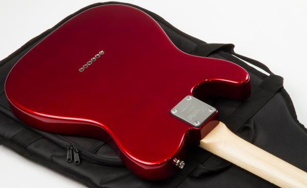 Guitare électrique solid body Bacchus BTL 650 Global - candy apple red