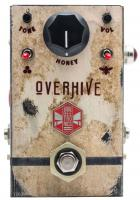Pédale overdrive / distortion / fuzz Beetronics Overhive