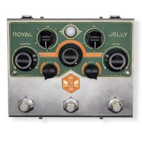 Pédale overdrive / distortion / fuzz Beetronics ROYAL JELLY